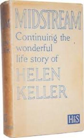 helen writes the book MIDSTREAM
