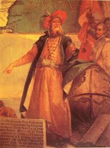 John Cabots First Voyage