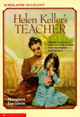 helen publishes a book about annie TEACHER ANNIE SULLIVAN