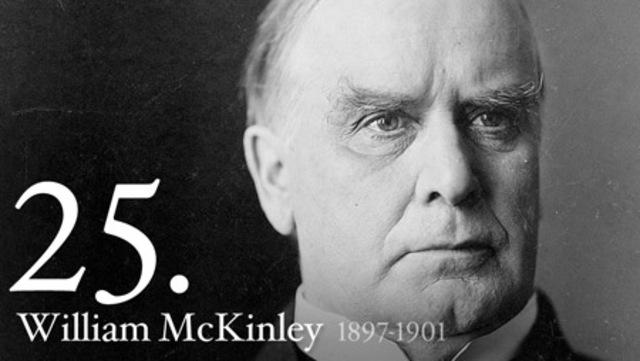 William McKinley Elected