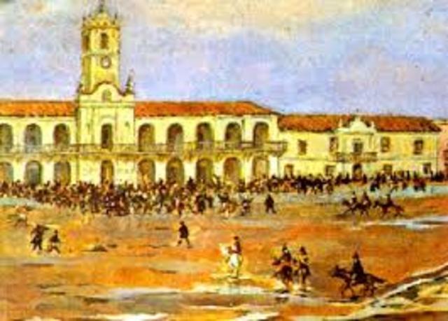 20 De Mayo 1810