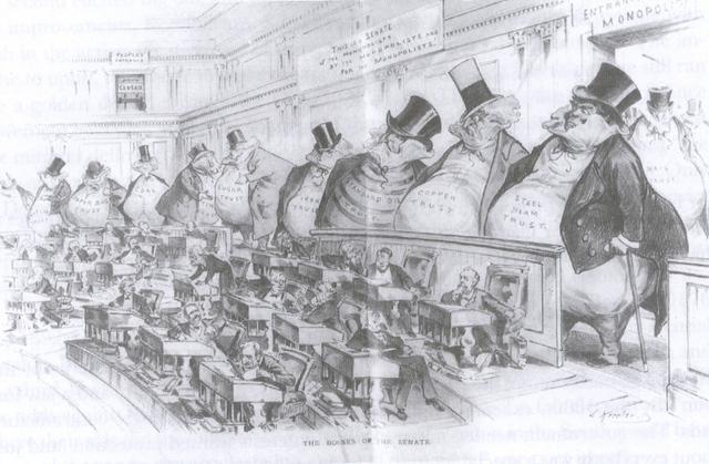 McKinley Tariff Act of 1890 is passed