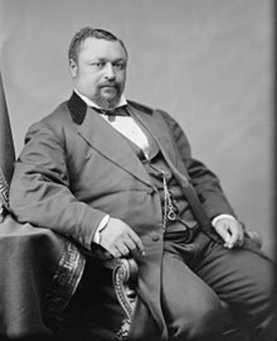 First Black to Serve a Full Six-Year Term