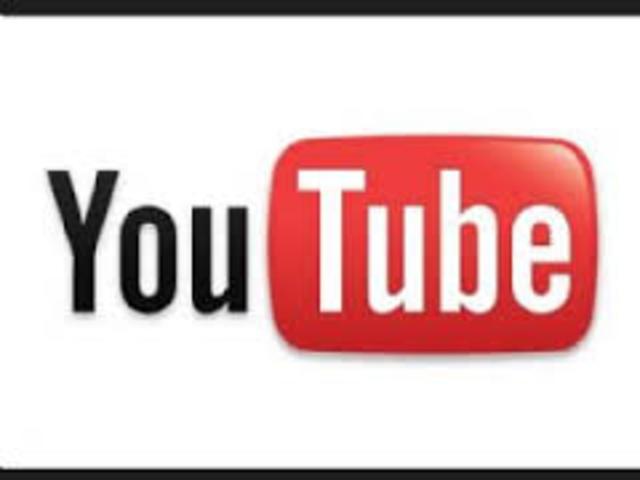 YouTube entra en línea