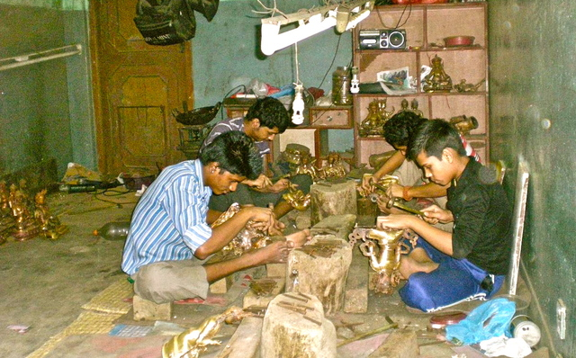 Artisians and Skilled Workers
