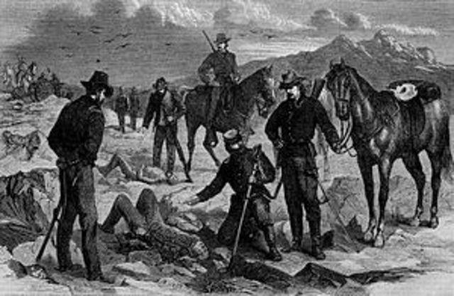 Indian Wars - Modoc Indians