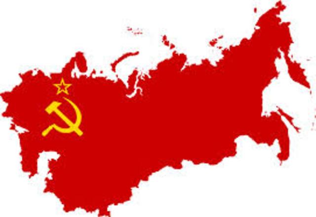 Franklin D. Roosevelt Recognizes Soviet Union