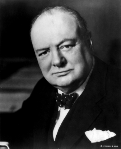 Atlantic Charter formed between FDR and Churchill