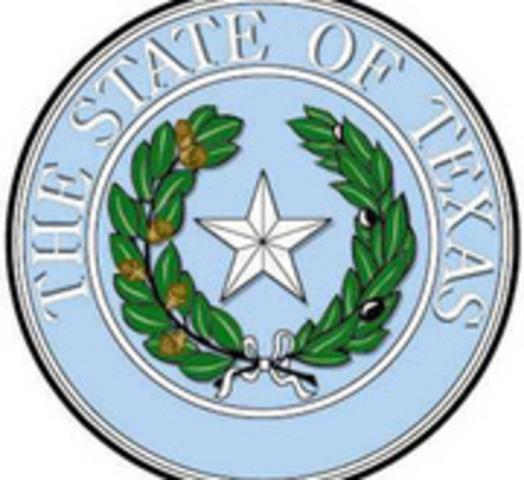 The United Sates annexes Texas