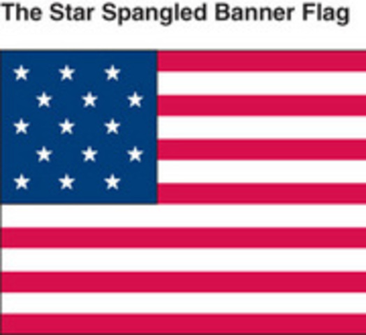 """The """"Order of the Star-Spangled Banner if formed."""