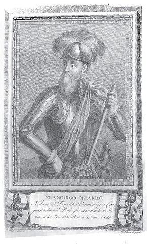 Pizarro conquered the Incas