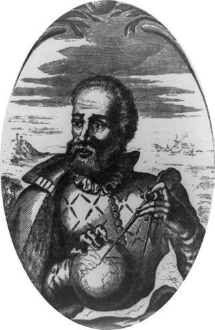 Magellan completes circumnavigation