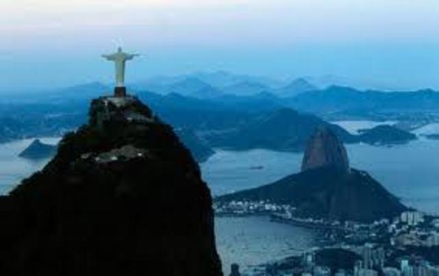 Cumbre de la Tierra o de Río