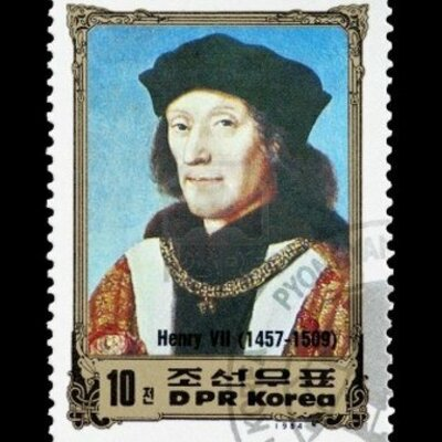 Henry VII timeline