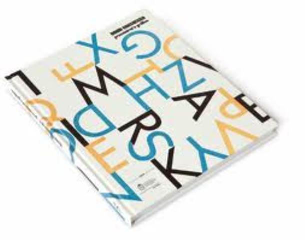 David Consuegra publica Las 26 Letras.