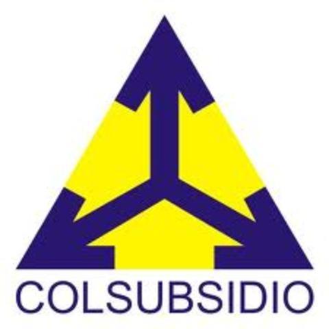 Símbolo de Colsubsidio. Diseño: Dicken Castro.
