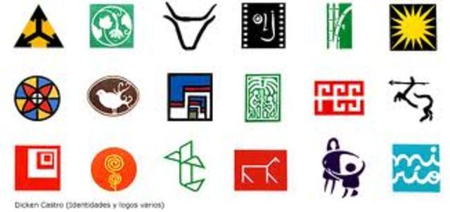 Exposición de Símbolos de Dicken Castro en volumen y a gran escala en Bogotá, Cali y Medellín.