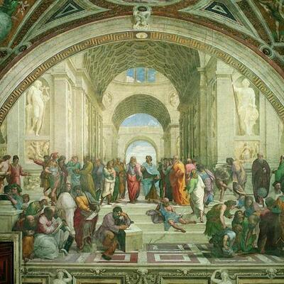 Renæssance timeline