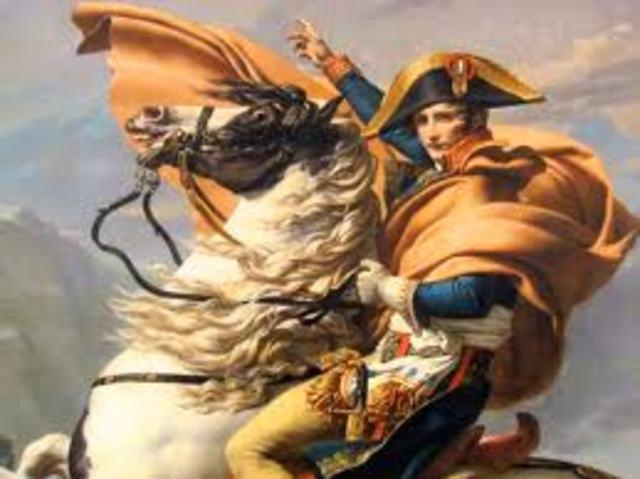 Napoleonskrigenes start