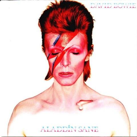 Glam rock:David Bowie