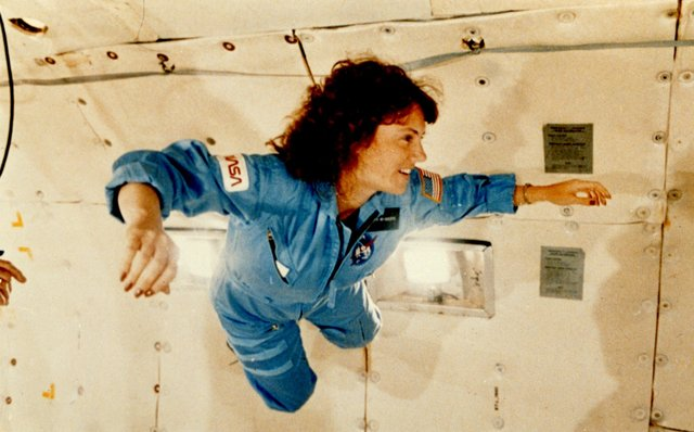 Only 10 teachers were in the program, as well as Christa. They had weightless tranings at Johnson Space Center in Houston Texsas. Finally, the teachers were invited to be chosen as the 1st teacher in Space. And the winner was CHRISTA!
