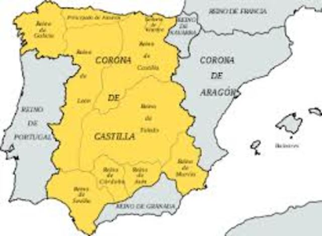Anexonación de la corona de Castilla al reino de Navarra