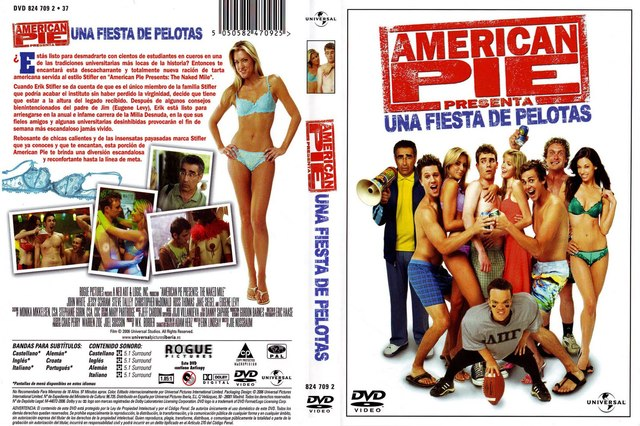 American Pie- Una fiesta de pelotas (5)