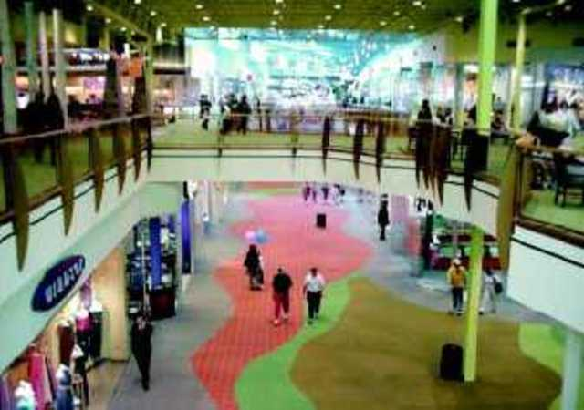 Visita a Jersey Garden's (mall)