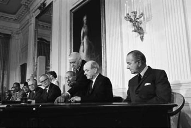 Non Proliferation treaty