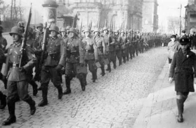 Hitler introduces Military Conscription
