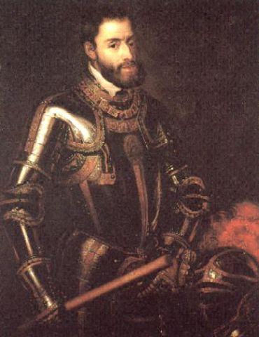 Carlos I de Epaña y V de Alemania