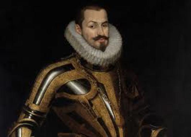 Muerte de Felipe II y caida del IMperio Espñol