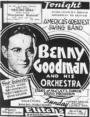 Goodman disbands the band