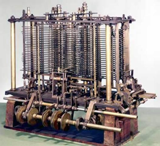 Wilhelm Schickard construye la primera calculadora mecánica.