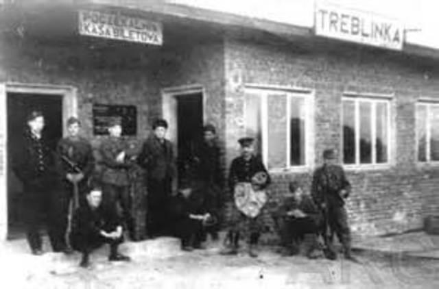 Treblinka Was Established