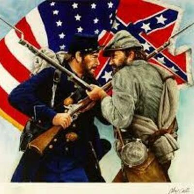 Civil War: Beginning to the Battle of Gettysburg timeline