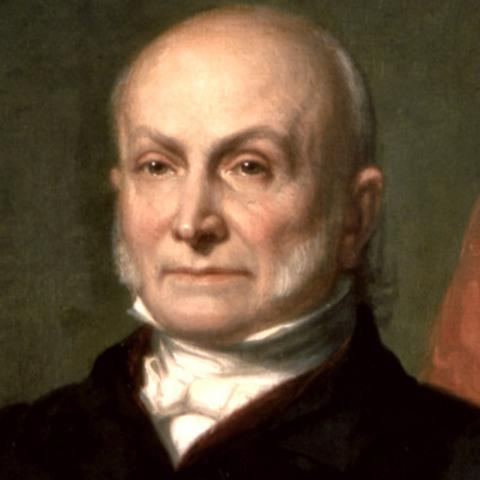 President John Q. Adams