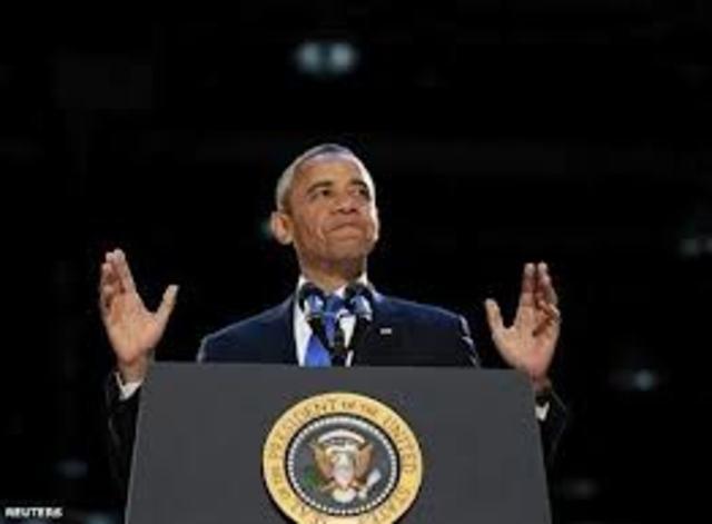fue invitado a cantar para el presidente de los Estados Unidos Barack Obama