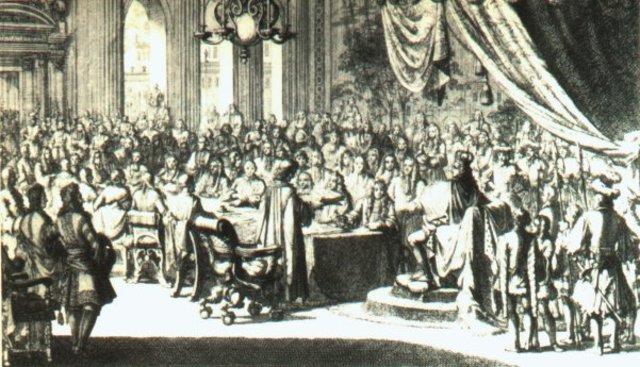 Charles dissolve parliament