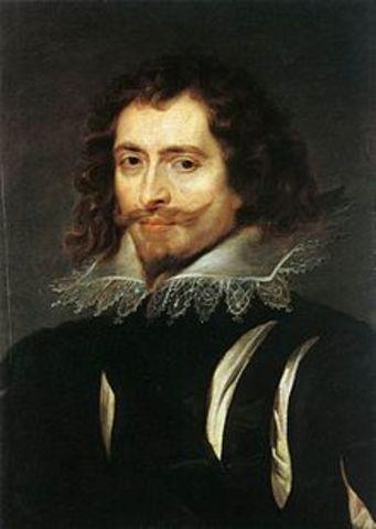 Asasination of Duke of Buckingham