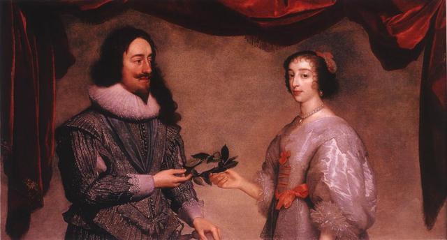 Henrietta marries Charles