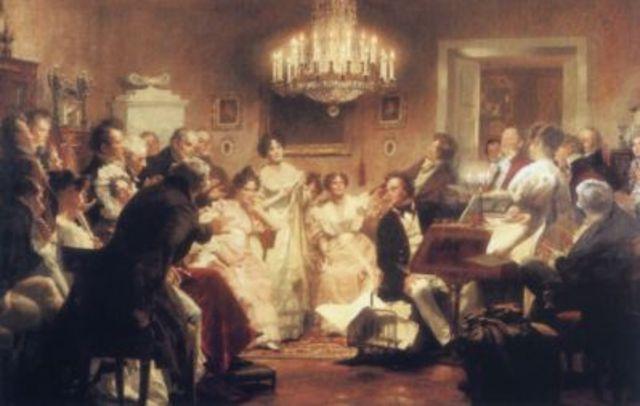 concepção da orquestra