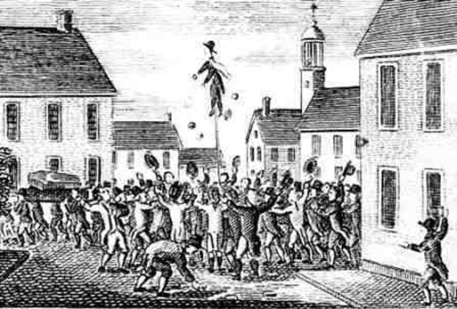 Administartion of Justice Act - Intolerable Acts