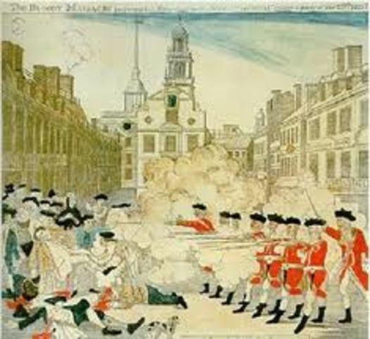 Boston Massacre
