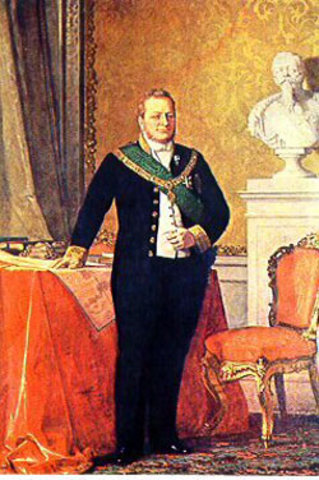 Sardinia Leads to Unification through their Prime Minister, Count Camillo di Cavour