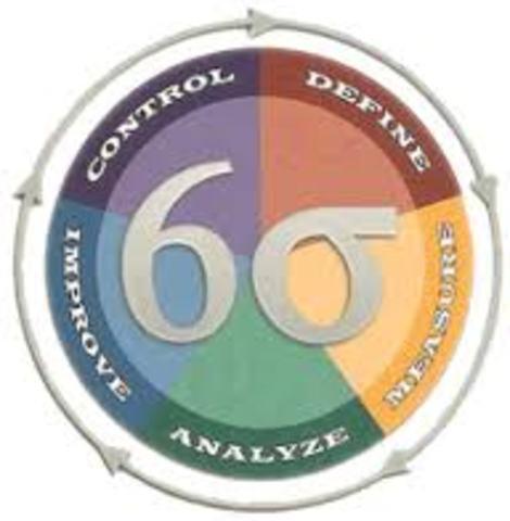 El enfoque de Six Sigma de Motorola se extiende a otras industrias.