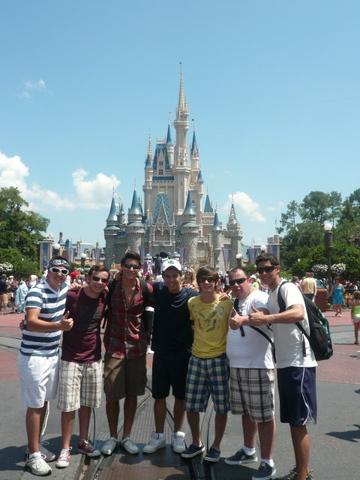 Hice un viaje a Orlando con mis mejores amigos