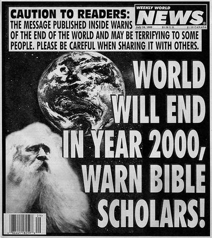 World didn't end