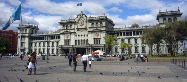 Regreso a la Ciudad de Guatemala