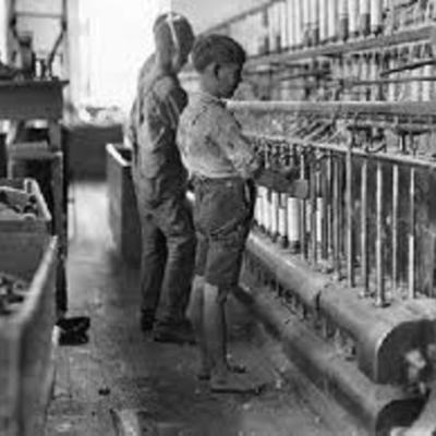 The Industrial Revolution 1715 - 1918 timeline